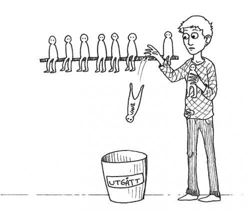 Livets kokebok – moden for revisjon